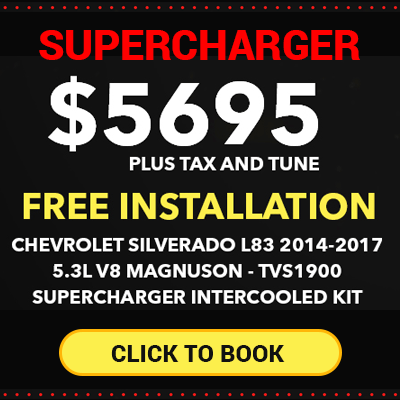 Supercharger Black Friday Special